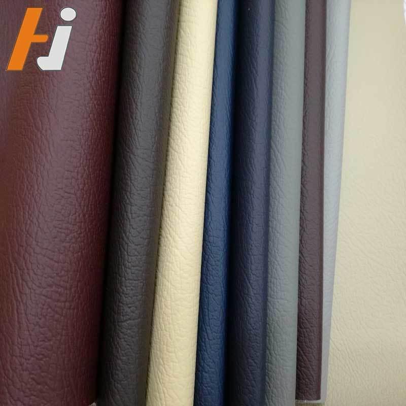 PVC car  seat leather HJC001