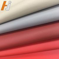 PVC synthetic vinyl car seat leather HJC002