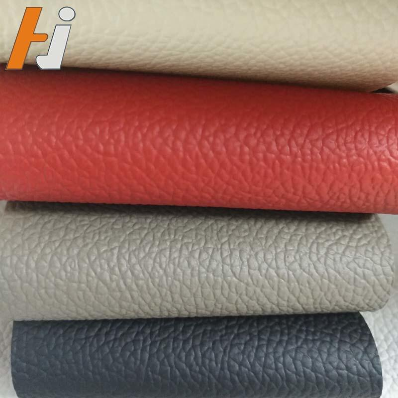 High quality PVC imitation leather for car seat HJC005
