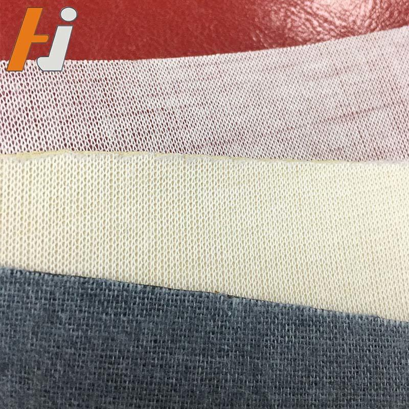 BS5852 synthetic leather for furniture BYCAST F003
