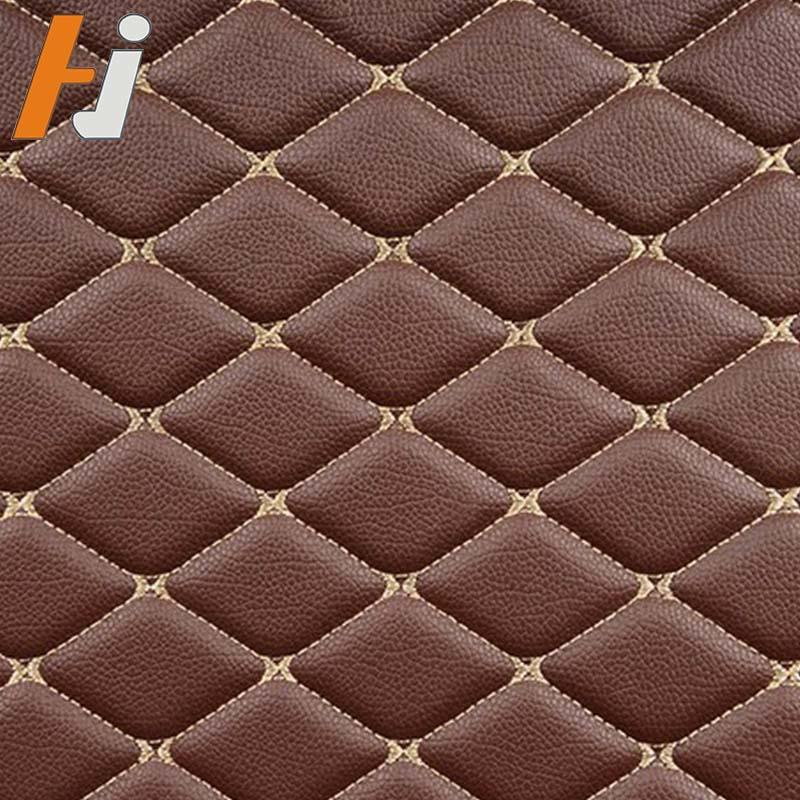 Stitching Leather for Car Seat Cover