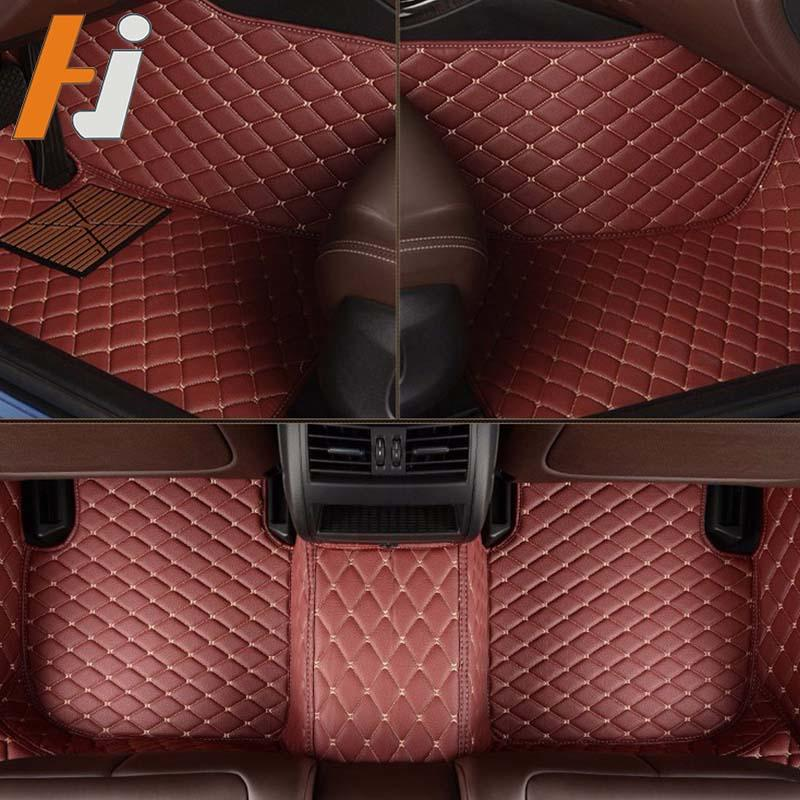 Artificial Leather for car floor mat
