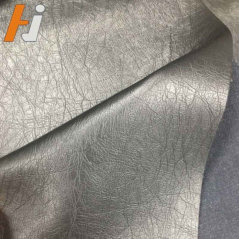 G001 PU garment leather for skirt