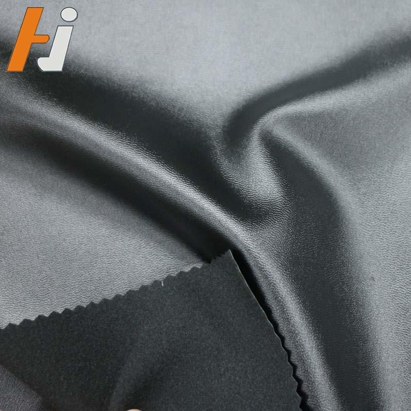 G006 Two side & Four Side Elastic PU Leather, Fashion Clothing Legging artificial leather