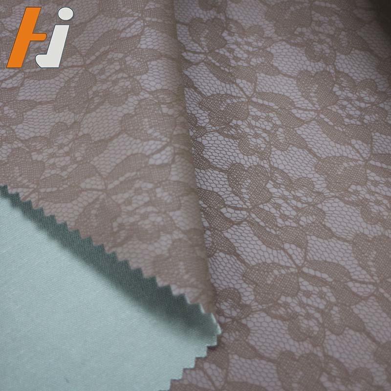 G007 New design Fashion garment leather