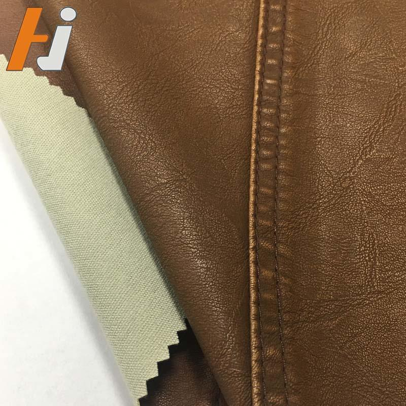 G008 Washery PU garment leather,washery artificial leather
