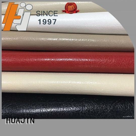 HUAJIN pass leather sheet for sofa factory for automotive car
