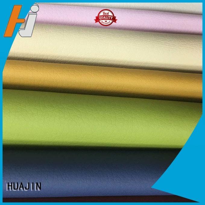 HUAJIN tuv leather material for sofa panel for sofa