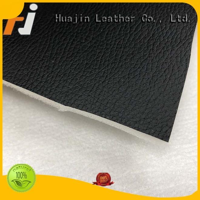 PVC Leather laminated with sponge