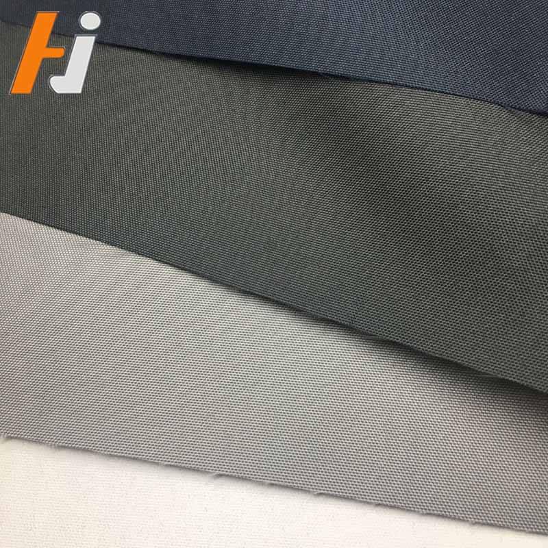 Fabric coated PU for garment