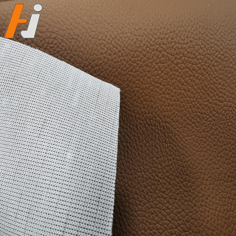 0.6mm cheap price PVC leather for furniture