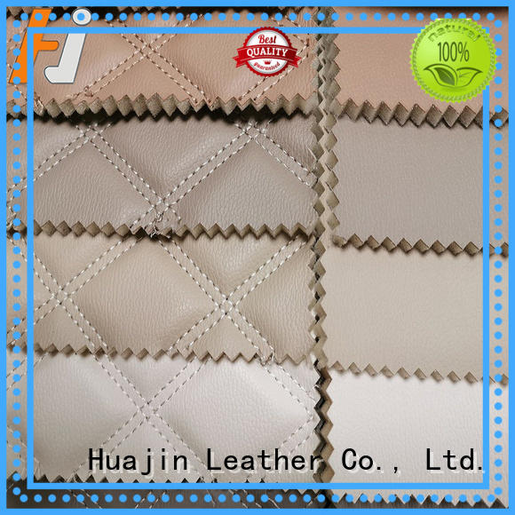 HUAJIN furniture faux leather roll solution expert for furniture
